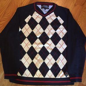 Tommy Hilfiger Argyle Sweater